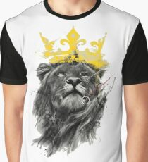 King of the Jungle Graphic T-Shirt