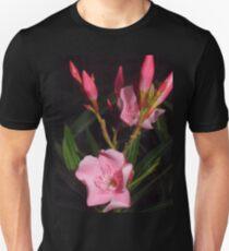 Nerium Flower Unisex T-Shirt
