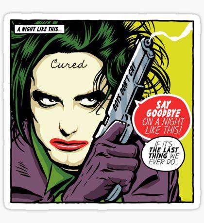 Post-Punk Night Sticker