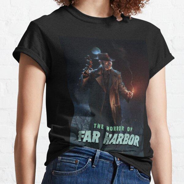 The Horror of Far Harbor Classic T-Shirt