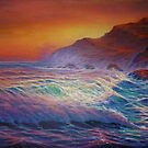 Big Island last light by jyruff