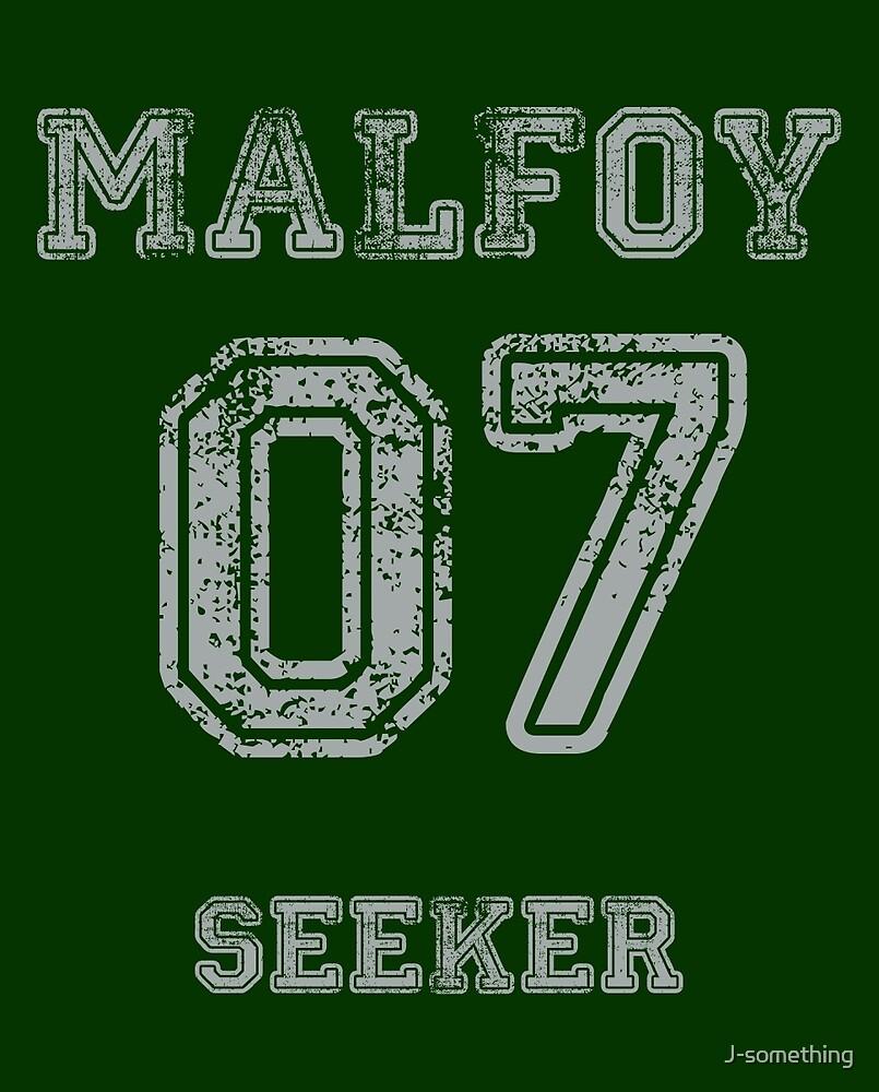 MALFOY #07. by J-something