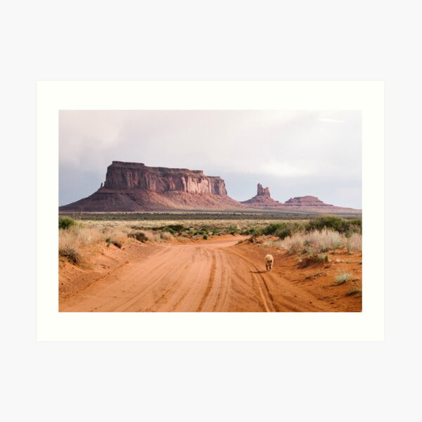 Once Upon a Time in the West Art Print