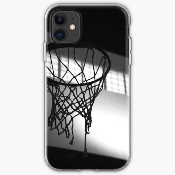Basketball Silhouette Iphone Cases Covers Redbubble