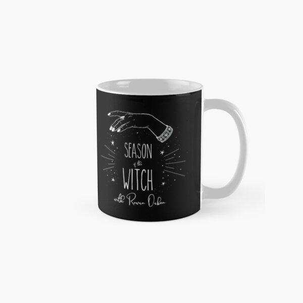 Season of the Witch with Rowan Oaken Mug and Travel Mug Classic Mug