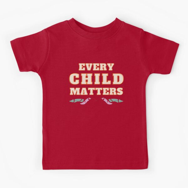 Orange Shirt Day 2021 Every Child Matters - Every Child Matters Classic T-Shirt Kids T-Shirt