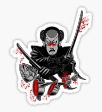 CRAZY SUSHI Sticker