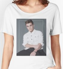 Grayson Dolan model Women's Relaxed Fit T-Shirt