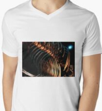 Houston Museum of Natural Science Mens V-Neck T-Shirt