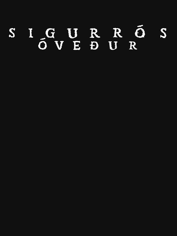 Sigur Rós - Óveður von Staralfur1999