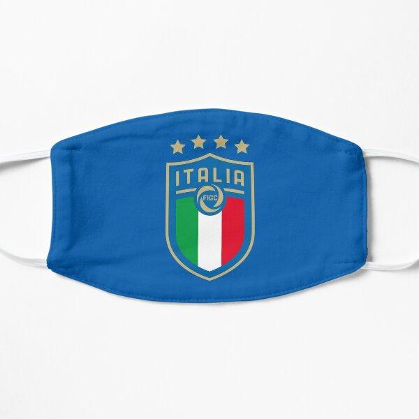 Italia squadra azzura face mask Flat Mask