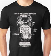 return of the living dead t shirt Unisex T-Shirt