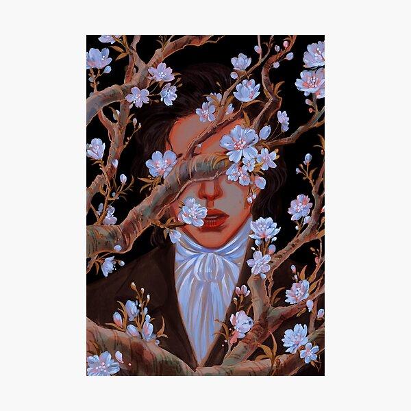 Reylo - Cherry Blossom 2 Photographic Print