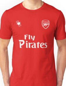 Gooner Fly Pirates Unisex T-Shirt