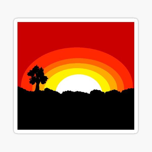 Sunrise Sticker