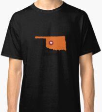 Oklahoma State Heart Classic T-Shirt
