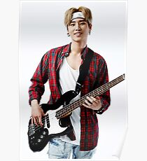 Day6 - Brian/Young K Poster