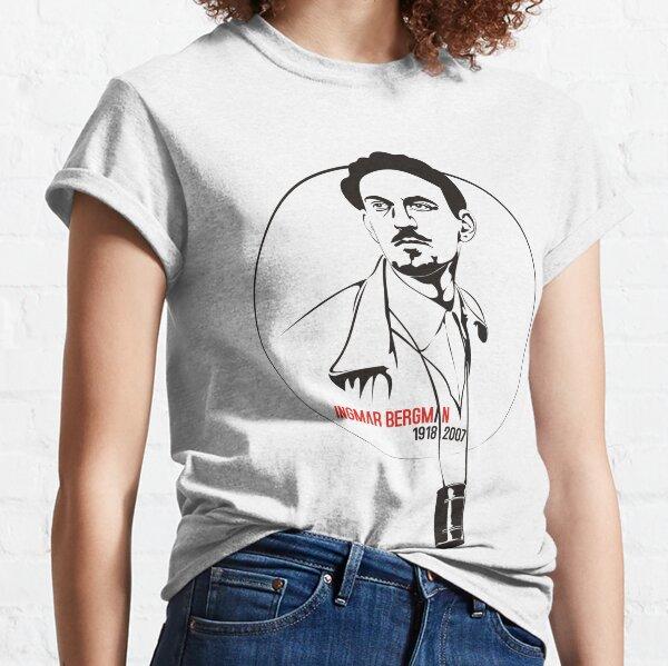 Ingmar Bergman Camiseta clásica
