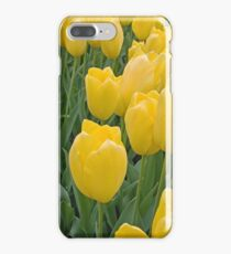 Yellow Tulips iPhone 7 Plus Case
