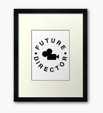 Future Director Framed Print