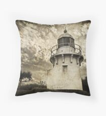 Darkness Falls Throw Pillow