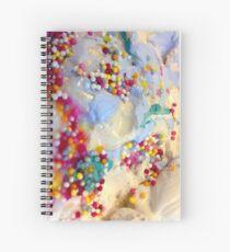 Sprinkles Close up #1 Spiral Notebook