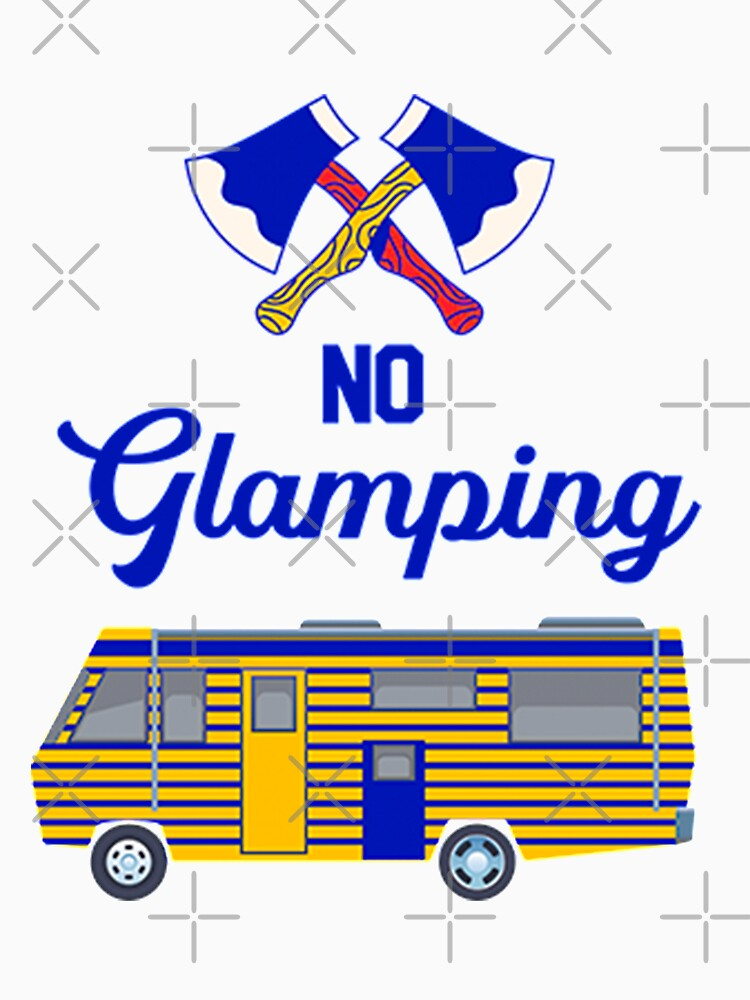 NO Glamping RV Camping by Crazy-Al