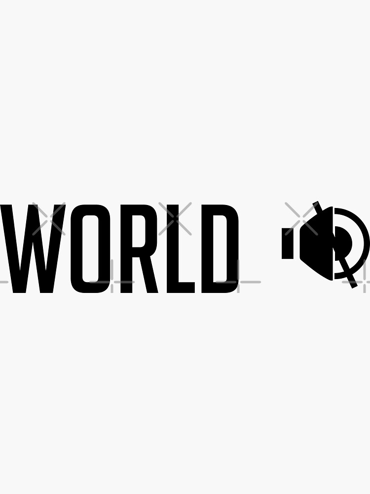 mute the world by Emilianozolla