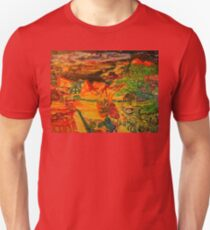 Rob Gamble and Glenn Prior's Quest for Truth copy right 2011 Unisex T-Shirt