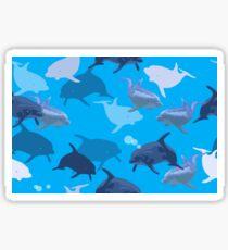 Aquaflage Sticker