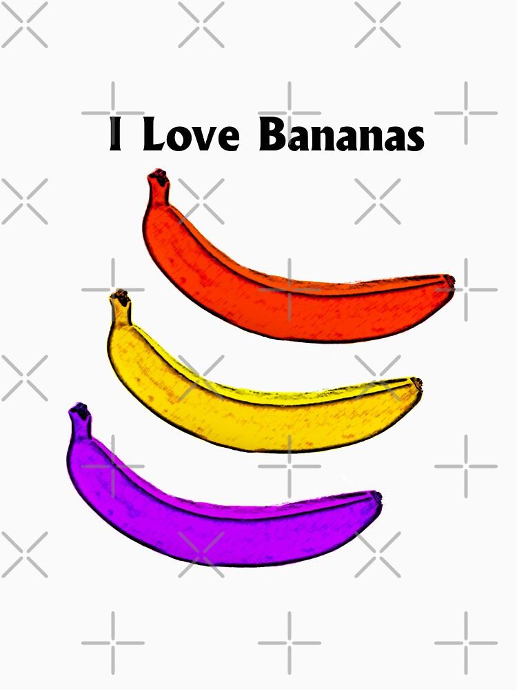I love Bananas by samie831