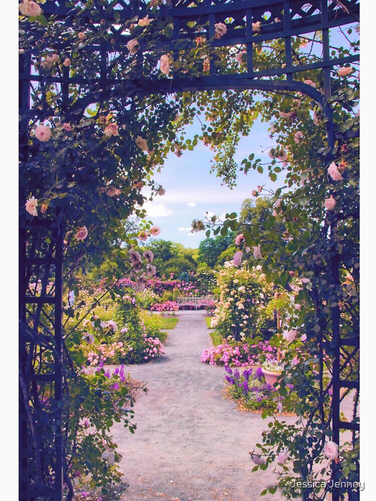 June in Full Bloom by jjenney