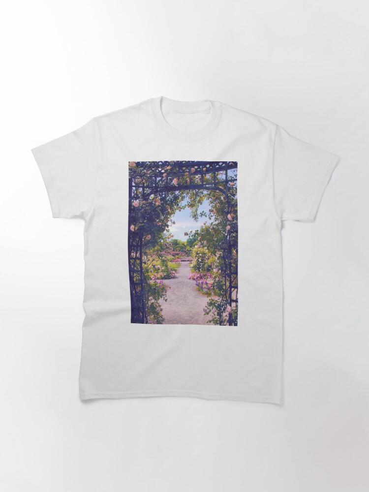 Alternate view of June in Full Bloom Classic T-Shirt