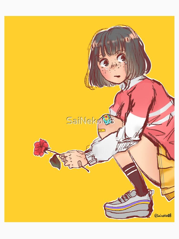flower by SaiNeko08