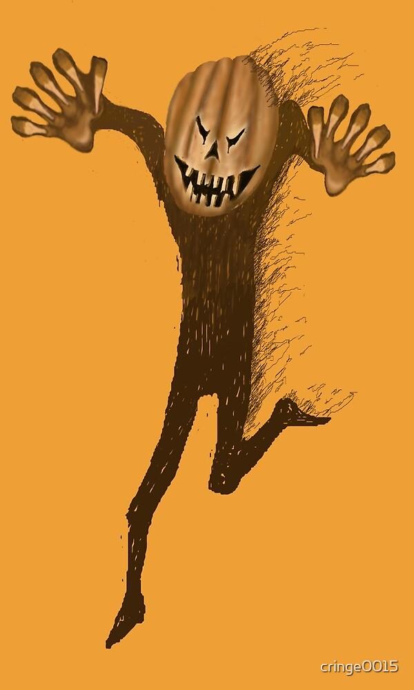 Pumpkinman  by cringe0015