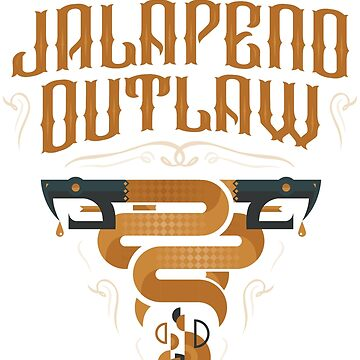 Jalapeno Outlaw SNAKE by juutin