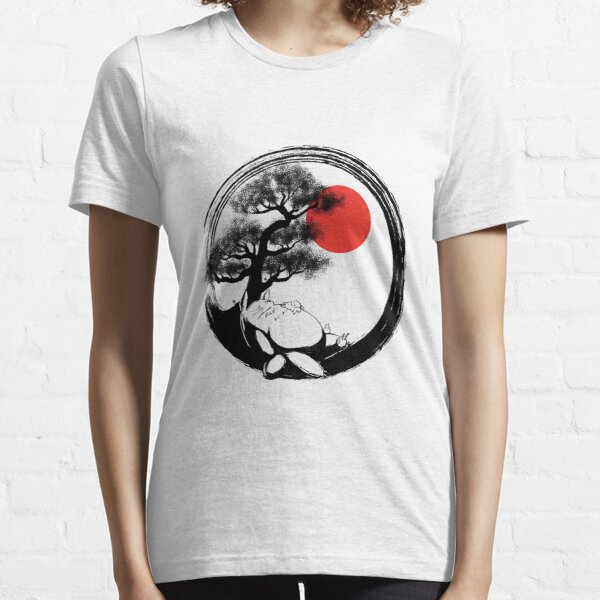 Art Napping Japan Forest Essential T-Shirt