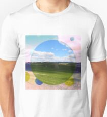All About Italy. Tuscany Landscape 3 Unisex T-Shirt