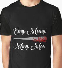 Die Walking Dead - Lucille Eeny Meeny Grafik T-Shirt