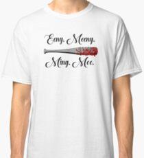 Die Walking Dead - Lucille Eeny Meeny Classic T-Shirt