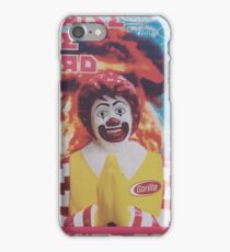 Praise the Lord - Ronald McDonald  iPhone Case/Skin