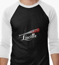 Der Walking Dead - Lucille Baseballshirt für Männer