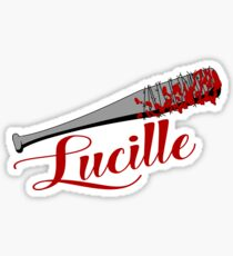 Der Walking Dead - Lucille Sticker
