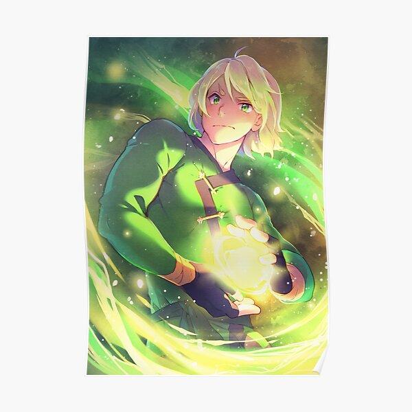 The Green Ninja Poster