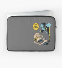 TT Schmootkins and Stinky The Game Master Laptop Sleeve