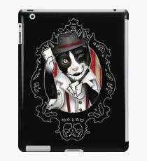 Dude the Mischievous  iPad Case/Skin