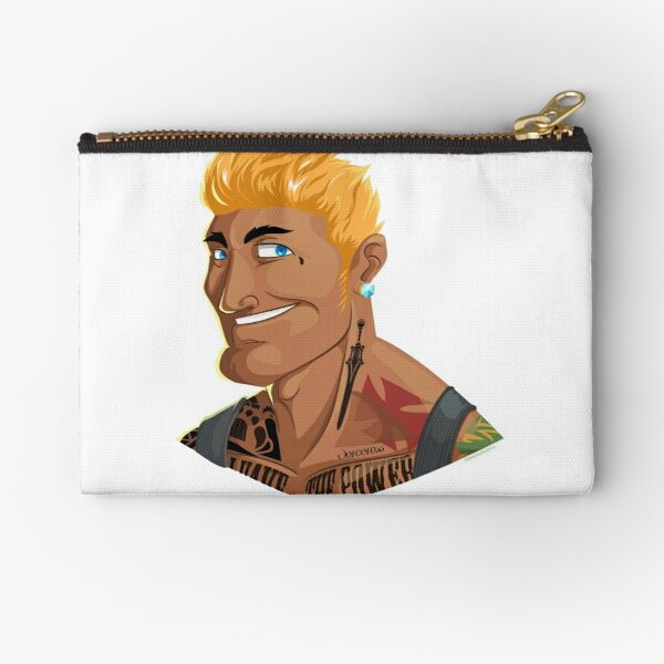 HE-MAN & the Rappers of the Universe Zipper Pouch