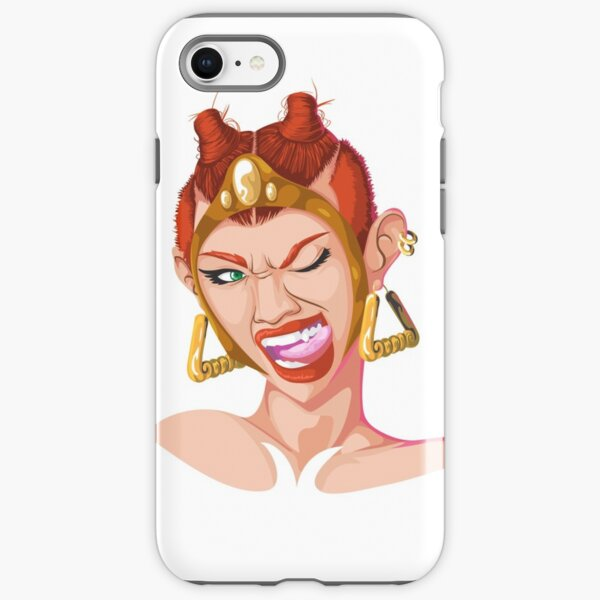 Teela - Rappers of the Universe [He-Man] iPhone Tough Case