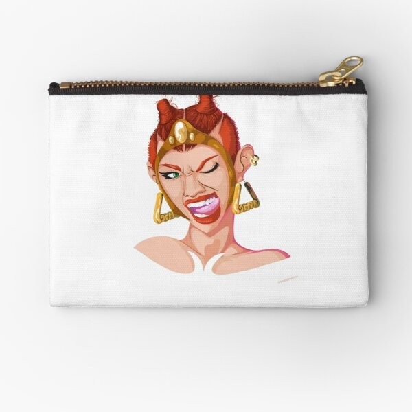 Teela - Rappers of the Universe [He-Man] Zipper Pouch
