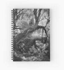 overarching Spiral Notebook